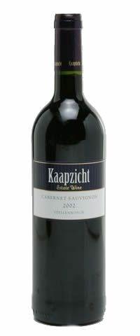 Kaapzicht Cabernet Sauvignon 2001