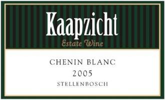 Kaapzicht Chenin Blanc 2005