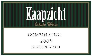 Kaapzicht Combination 2005