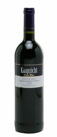 Kaapzicht Estate Red 2004