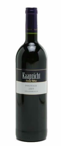 Kaapzicht Pinotage 2002