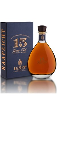 Kaapzicht 15 Year Pot Still Estate Brandy