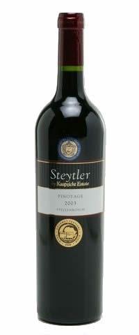 Kaapzicht Steytler Pinotage 2003