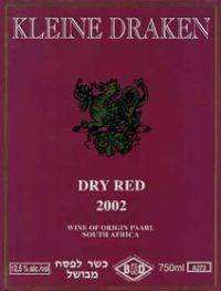 Kleine Draken Dry Red 2002