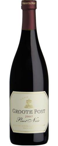 Groote Post Pinot Noir 2007