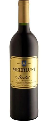 Meerlust Merlot 1999