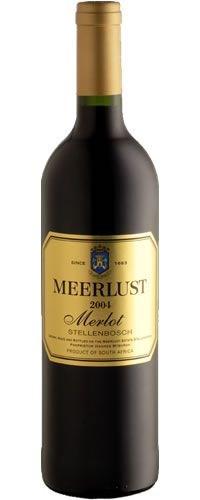 Meerlust Merlot 2004