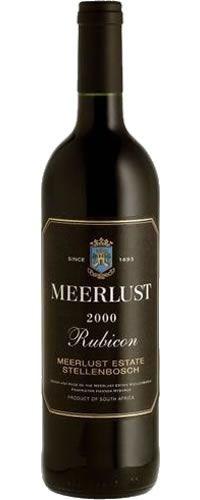 Meerlust Rubicon 2000