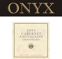 Onyx Cabernet Sauvignon 2002