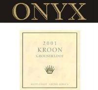 Onyx Kroon 2001