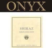 Onyx Shiraz 2001