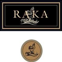 Raka Barrel Selected Merlot 2005
