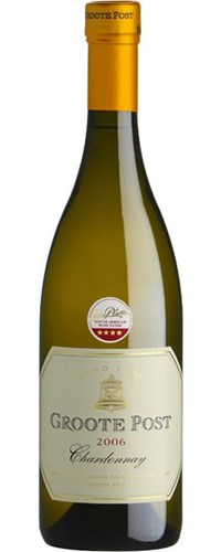 Groote Post Wooded Chardonnay 2006