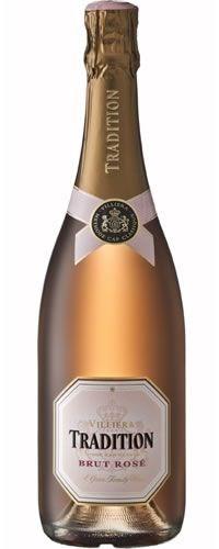 Villiera Tradition Rosé Brut NV