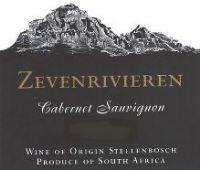 Zevenrivieren Cabernet Sauvignon 1998