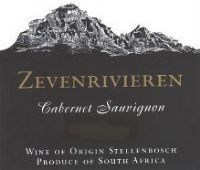 Zevenrivieren Cabernet Sauvignon 1999