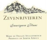 Zevenrivieren Sauvignon Blanc 2001
