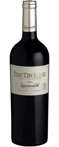 Zevenwacht The Tin Mine Red 2004