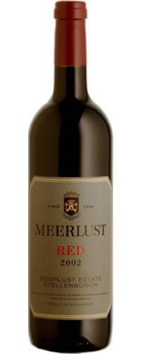 Meerlust Red 2002