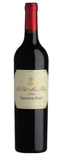 Groote Post The Old Man's Blend Red 2007