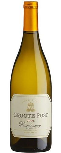 Groote Post Unwooded Chardonnay 2008