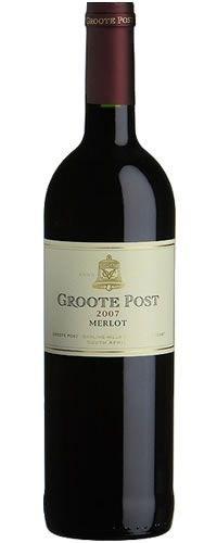 Groote Post Merlot 2007