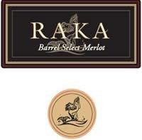 Raka Barrel Select Merlot 2007
