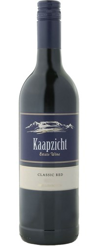 Kaapzicht Classic Red 2007 - Discontinued