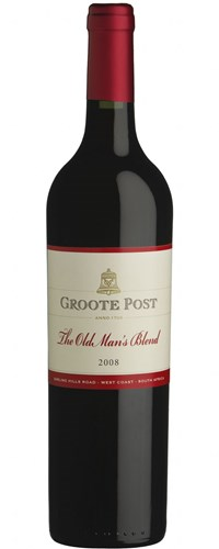 Groote Post The Old Mans Blend Red 2008 1.5L Magnum