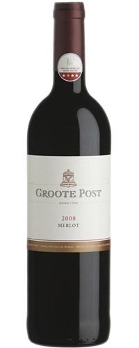 Groote Post Merlot 2008