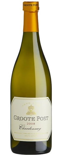 Groote Post Wooded Chardonnay 2008