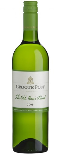 Groote Post The Old Mans Blend White 2009