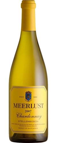 Meerlust Chardonnay 2007