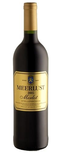Meerlust Merlot 2005