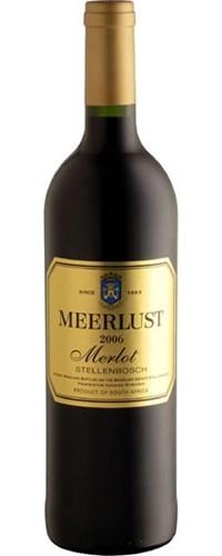 Meerlust Merlot 2006