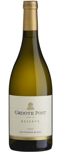 Groote Post Kapokberg Sauvignon Blanc 2009