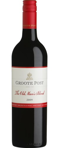 Groote Post The Old Mans Blend Red 2009