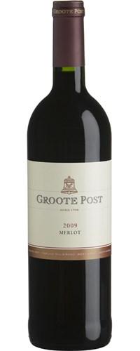Groote Post Merlot 2009