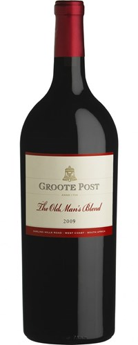 Groote Post The Old Mans Blend Red 2009 1.5L Magnum