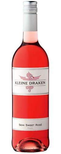 Kleine Draken Semi Sweet Rosé NV - SOLD OUT