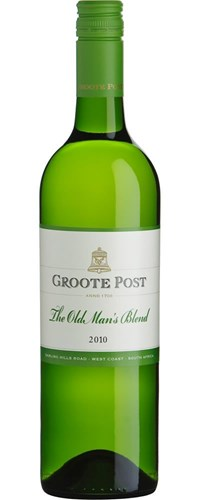 Groote Post The Old Mans Blend White 2010