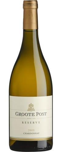 Groote Post Reserve Chardonnay 2009