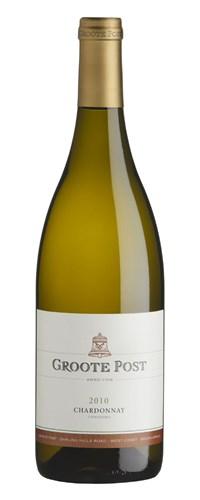 Groote Post Unwooded Chardonnay 2010