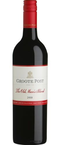 Groote Post The Old Mans Blend Red 2010