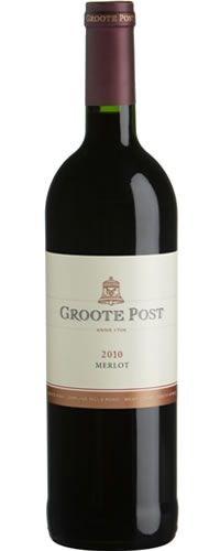 Groote Post Merlot 2010