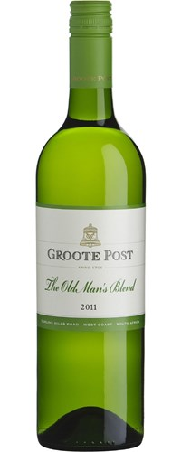 Groote Post The Old Mans Blend White 2011