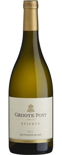 Groote Post Reserve Sauvignon Blanc 2011