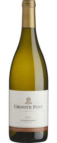 Groote Post Unwooded Chardonnay 2011