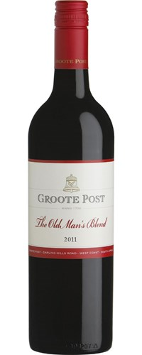 Groote Post The Old Mans Blend Red 2011