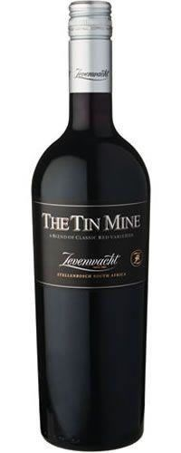 Zevenwacht The Tin Mine Red 2010